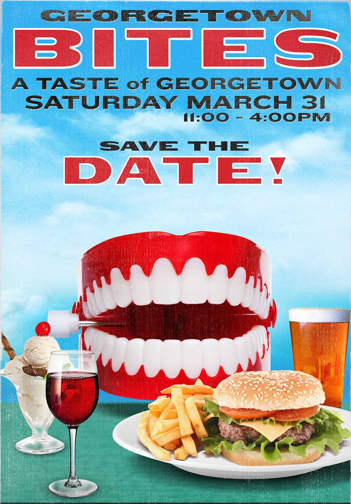Georgetown Bites 2018 - Save the Date